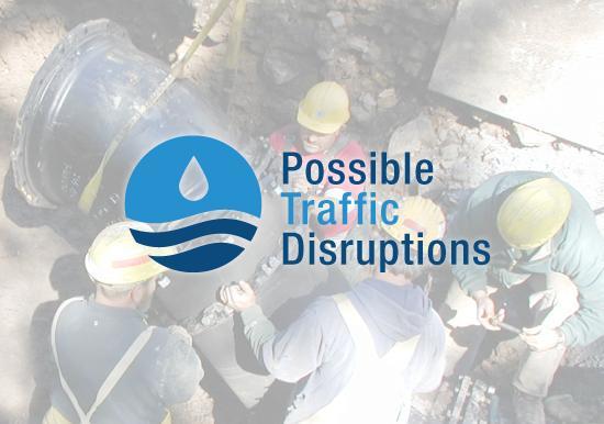 Possible Traffic Disruptions
